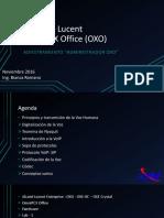 Alcatel – Lucent OXO