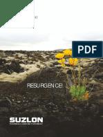 Suzlon Annual Report 2015 16