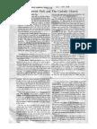 The Jewish Peril and the Catholic Church - IL PERICOLO GIUDAICO E LA CHIESA CATTOLICA