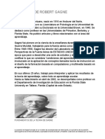 Biografia de Robert Gagne