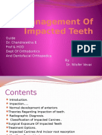Management-of-Impacted-Teeth.pptx
