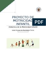 Proyecto de Motricidad Infantil