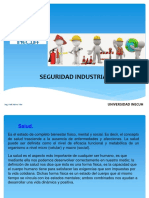 Seguridad Industrial Sem 2 Ene 2017