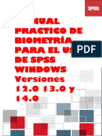 Lectura 5 Manual Spss