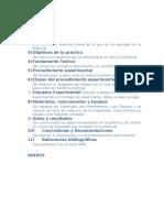 Formato de Informe Para Las Prácticas de Laboratorio