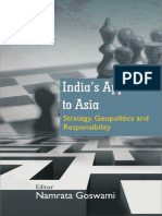 India's Approach to Asia