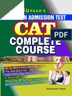 CAT Complete Course + 3000 CAT Questions [PDF] ~Stark