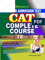 CAT Complete Course + 3000 CAT Questions [PDF] ~Stark