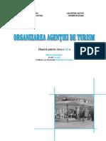 ORGANIZAREA AGENŢIEI DE TURISM