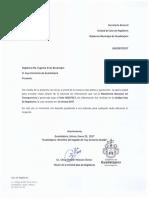 Solicitud y Respuesta Información Maru Arias 24 Enero 2017