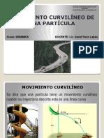 Movimiento Curvilineo de Una Particula