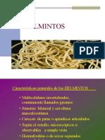 6. HELMINTOS Nematodos 2016