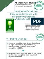 Guia de Orientacion Energetica
