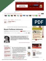 Biografi Usmar Ismail - Foto, Video, Riwayat Hidup - Bapak Perfilman Indonesia - Ensiklopedi - Biografi Tokoh Indonesia