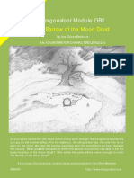 The Barrow of the Moon Druid