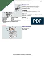 Manual Remocion Instalacion Partes Piezas Componentes Culata Medicion Verificacion Desarmado Armado