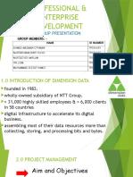 PDT - Presentation
