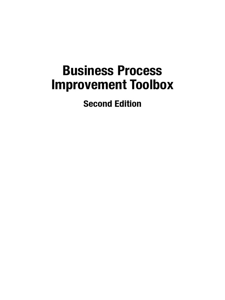 Anderson business process improvement toolbox business process anderson business process improvement toolbox business process technology geenschuldenfo Images
