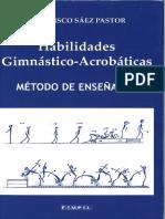 Habilidades gimnástico-acrobáticas