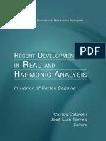 (Applied and Numerical Harmonic Analysis) Roberto a. Macías, José L. Torrea (Auth.), Carlos Cabrelli, Jose Luis Torrea (Eds.)-Recent Developments in Real and Harmonic Analysis_ in Honor of Carlos Sego (2)