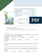 (2 Set) 5.º Ano Matéria de Português I.docx