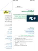 Moldflow - Performance Adviser