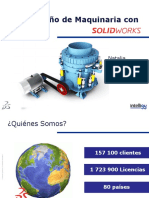 Diseño de Maquinas Con SolidWorks