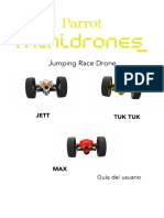 Jumping Race Drone User Guide SP