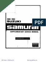 Samurai Wsm Supplement 90-94