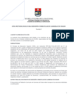 EPN Guia Metodologica Rediseño-Nuevo Carreras de Grado v3