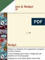 Budget Prep