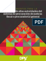 DPLF Lineamientos Fiscalia