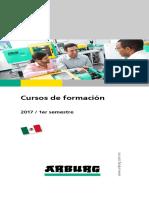 Kursplaner Mexiko Es MX 2017