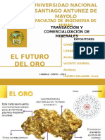 EL-FUTURO-DEL-ORO-2016.pptx