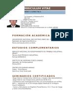 CURRICULUM VITAE de Fernando Para Else