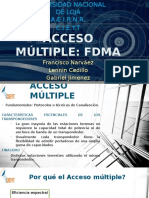 Acceso Multiple...Fdma