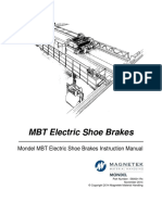 Magnetek Mondel MBT Brakes