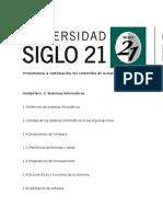 Recursos Infor Siglo21