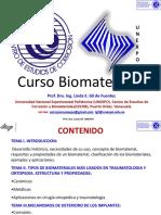 Biomateriales CECOB Tema 1. Introduccion