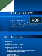 8 Alat Ukur Flow
