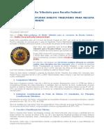 Como Estudar Direito Tributário Para Receita Federal