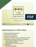 Small Business E-commerce Export Roadmap 2010