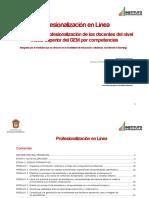 Catálogo Diplomado DGEMS 2015 230415