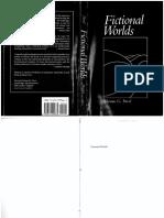 Fictional Worlds - Thomas G. Pavel