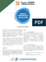 Convocatoria_Rondas Ambientales Agenda 2030