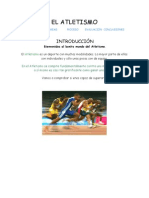 Web Quest Atletismo