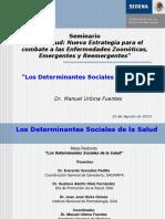 Determinantes Sociales de Salud Mexico Sint