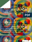 Aportaciones Del Arte a La Educación