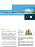 Entrepreneurial Obsession