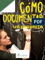 Cómo Documentar Un Proyecto